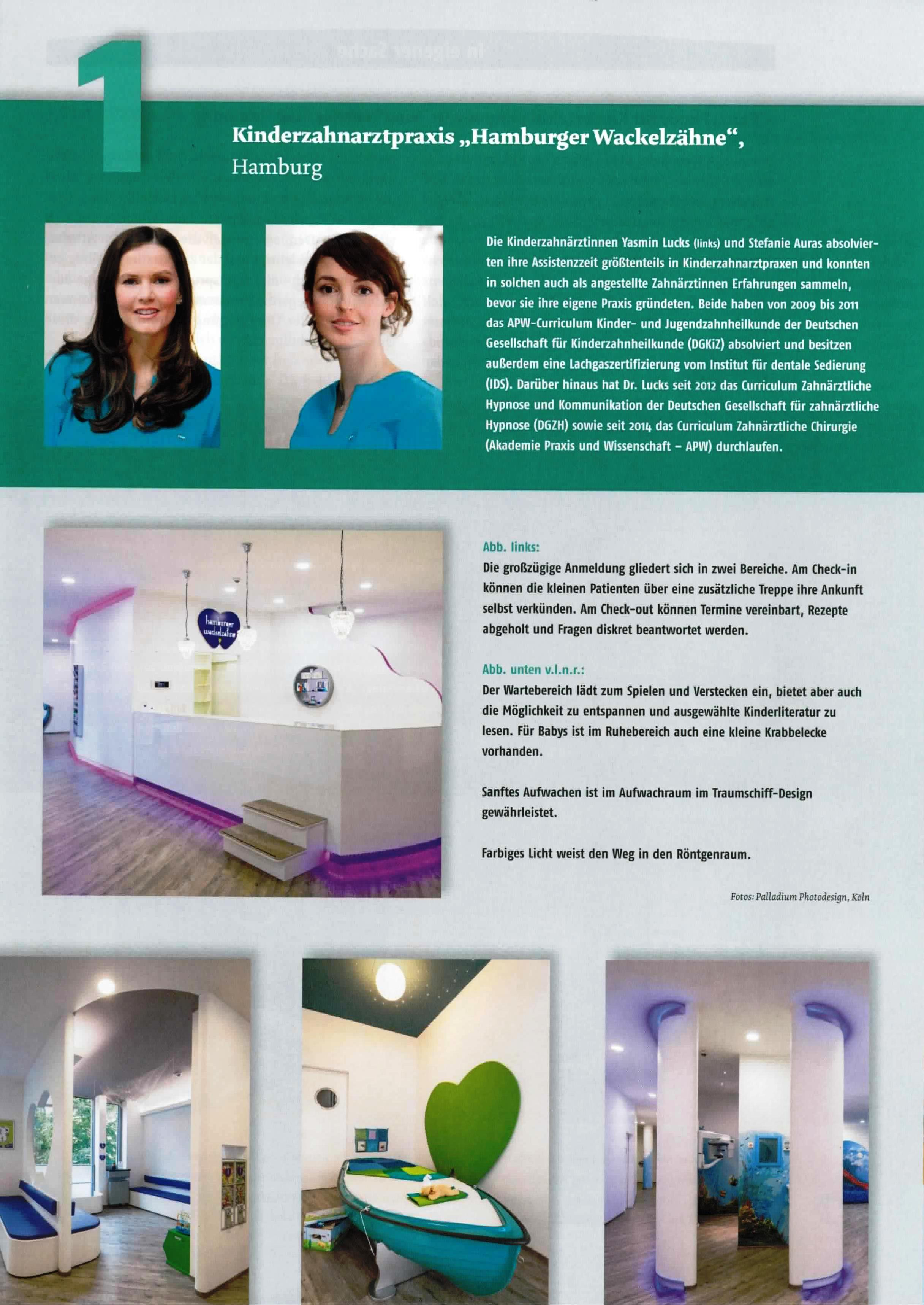 The most beautiful young dentist clinic in Germany: Chance Praxis - Article Page 3